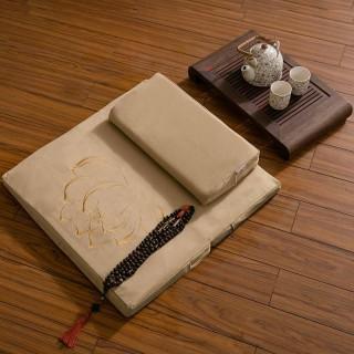 莲花蒲团坐垫加厚榻榻米打坐垫禅修大拜垫拜佛家用正念静坐冥想