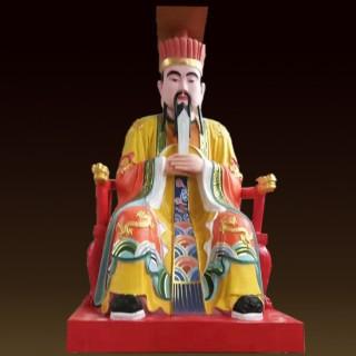 雕塑  玉皇大帝