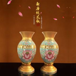 易兴 新唐纹花瓶