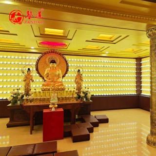 錾道文化  寺庙佛堂承建设计