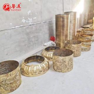 錾道文化  铜雕艺术品